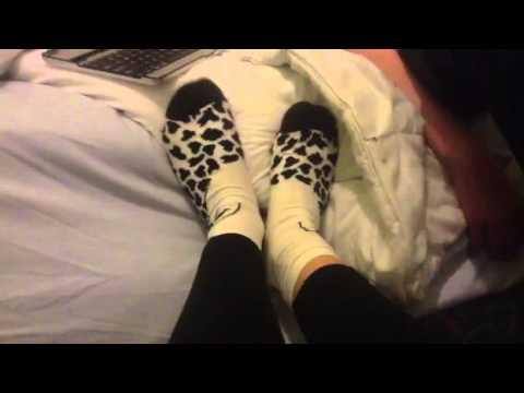Sexy socks.