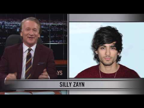 Real Time With Bill Maher: Web Exclusive New Rule - Silly Zayn (HBO)