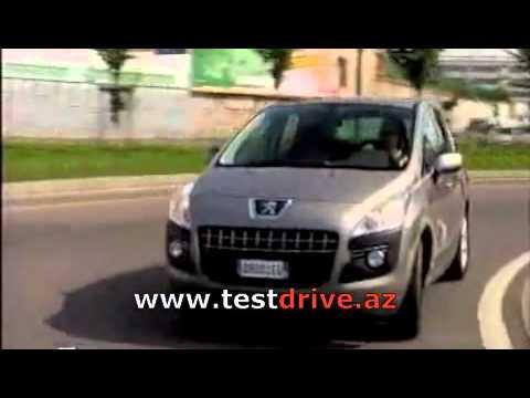 Peugeot 3008 и KIA Sportage - НТВ - Сравнительный тест-драйв.m4v