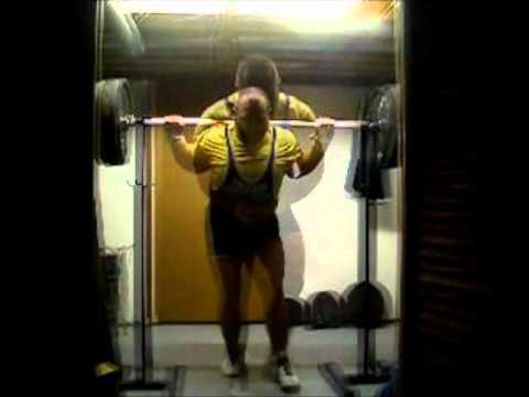 RUSSIAN POWERLIFTING PROGRAM WEEK 7 WORKOUT 1 Image 1