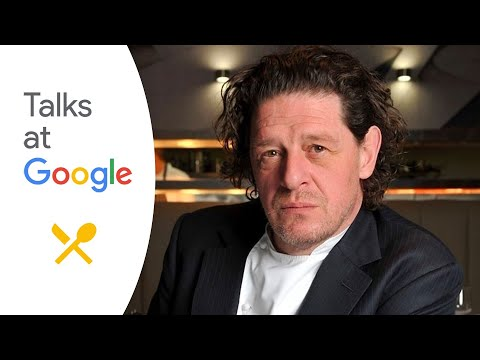 Authors@Google: Marco Pierre White