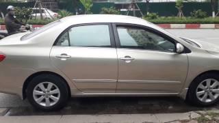 [Xuân Xe Lướt] Giới thiệu Bán Toyota Corolla Altis 1.8AT đời 2013