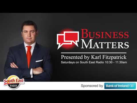 Karl Fitzpatrick interviews Linda Barry of Small Firms Association