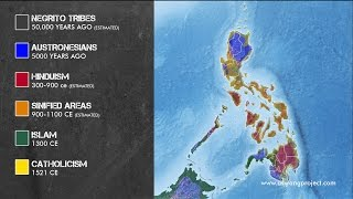 Philippine Mythology 101: Mapping Migrations and Influences