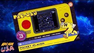 MyArcade Pac-Man Mini Player!