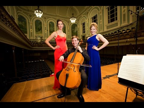 John Toal catches up with 3 of the BBC NI and Arts Council NI Young Musicians