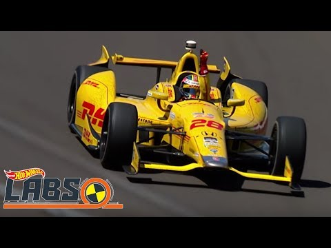 Special Edition: Speed Safety  | Indy 500 Labs | Hot Wheels