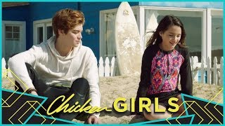 "CHICKEN GIRLS 2 | Annie & Hayden in ""Surf's Up"" 
