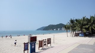 Китай о. Хайнань, г. Санья, бухта Дадунхай, отель linda Sea Viev.