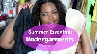 Summer Essentials Undergarments ( Plus Size Bras & Shapewear)