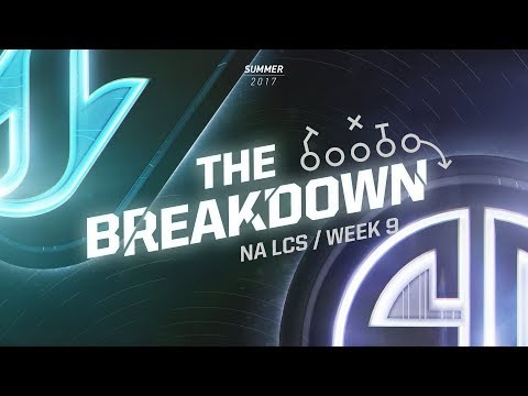 The Breakdown with Zirene: How TSM beat CLG (NA LCS Summer Week 9)