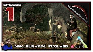 CohhCarnage Plays Ark: Survival Evolved - Episode 1