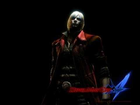 Devil May Cry 4 OST Dantes shop