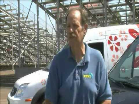 KNXV-15 News: Villa La PAWS President Evals Ford Transit Connect