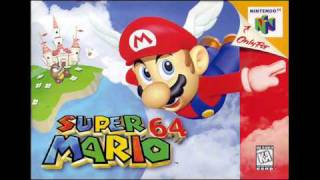 The Underwater Song In Super Mario 64