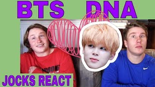 Download Lagu Non Kpopper Football Jocks React Part 1: BTS DNA Gratis STAFABAND