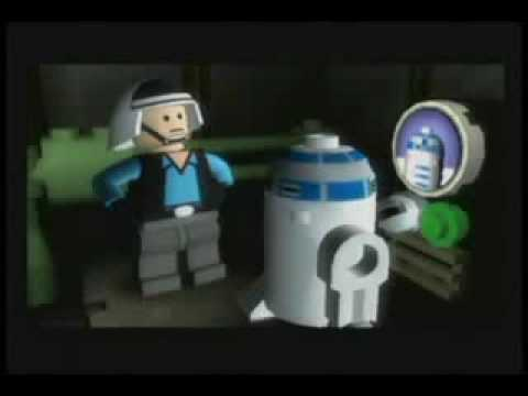 Lego Star Wars- Episode IV