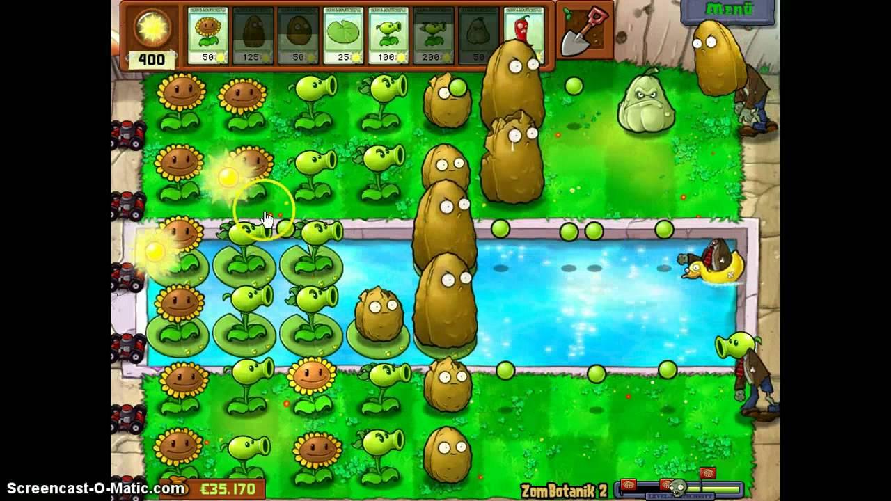 pflanzen vs zombies 2