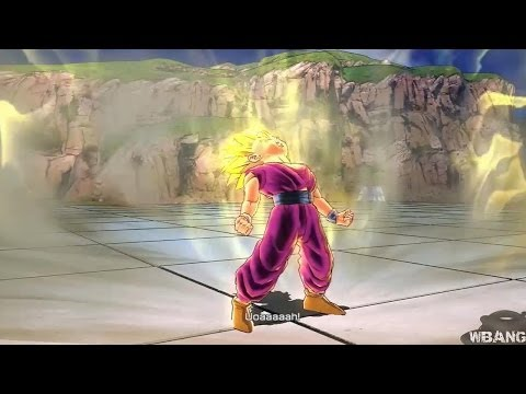 Dragon Ball Z: Battle Of Z - Ssj2 Gohan Vs Cell Battle video