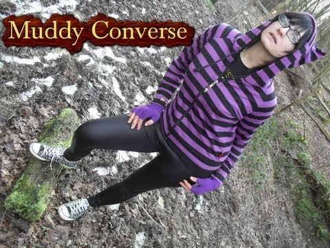 Muddy Converse (REQUEST VIDEO)