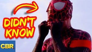 10 Spiderman Secrets You Didn't Know About Miles Morales