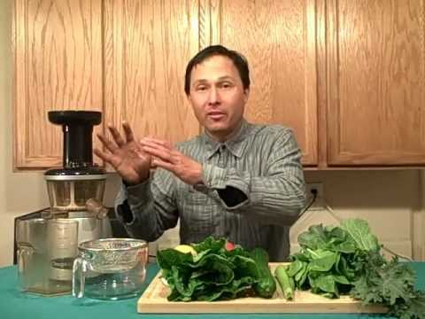 How to Juice Mostly Greens in the Omega VRT 350 Juicer
