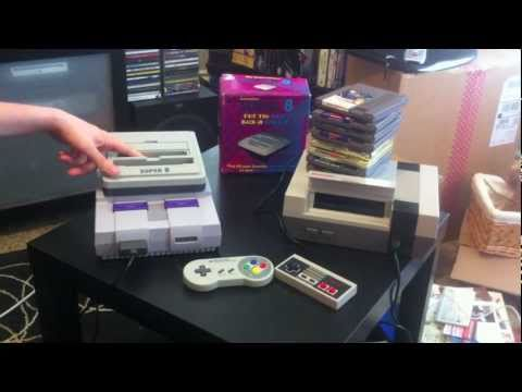 Super 8 / Tri-Star Review: Play NES & Famicom Games on an SNES!