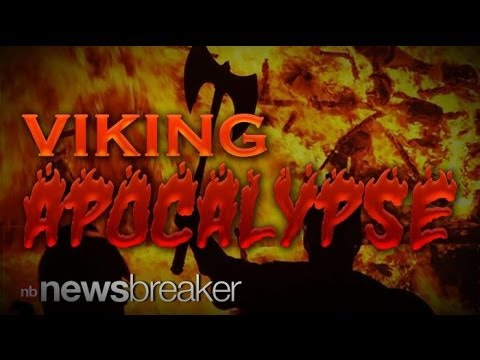 VIKING APOCALYPSE!: Norse Mythology Says the World Will End on Saturday