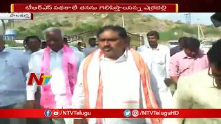 Senior Leader Errabelli Dayakar Rao Files Nomination in Palakurthy - NTV - netivaarthalu.com