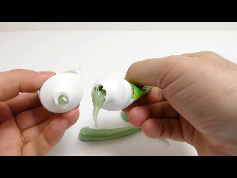 Funny Gum & Tubble Gum -  Apple Gum Tubes