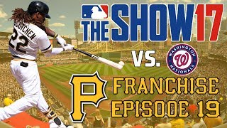 MLB 17 The Show: Pittsburgh Pirates Franchise - PLAYOFF REMATCH! [Y2G95 EP19]
