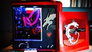 The Best Gaming PC Cases of 2014 | CES 2014 Case Round-Up