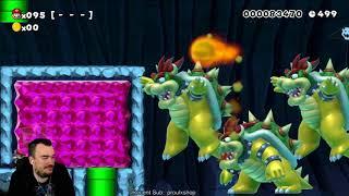 Team Pipe returns - 100 Mario Super Expert