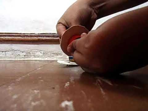 como hacer una polea reciclable
