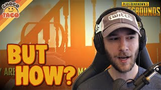 Someone Thinks They're Being Very Sneaky ft. Halifax - chocoTaco PUBG Gameplay
