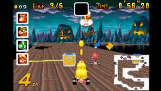 Vamo a Cagarla: Super Mario Kart Super Circuit FAIL 1 por la ptm