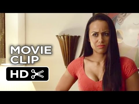 Let's Be Cops Movie CLIP - Controlling the Situation (2014) - Jake Johnson Action Comedy HD