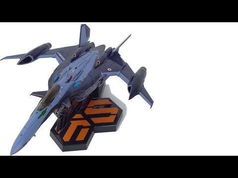 Bandai Macross YF 29B Perceval Review