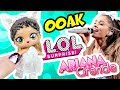 Ариана Гранде - Кастом куклы ЛОЛ сюрприз в Шаре | Ariana Grande Custom LOL Surprise Dolls
