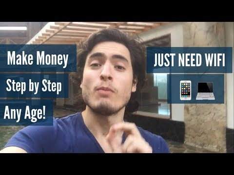 2 Ways to Make MONEY Online (Step by Step)