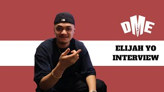 Elijah Yo Interview With (DME TV)