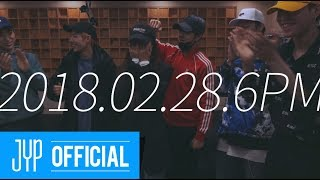 """GOT7 """"One And Only You (Feat. Hyolyn)"""" Making Video"""