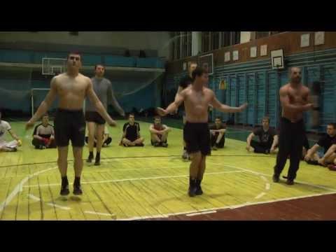 ГЕРМЕС. Тренировка (2013)
