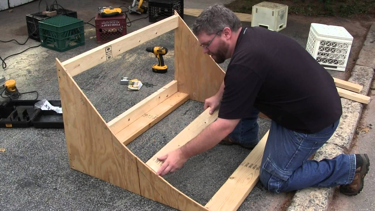 Making a wooden rc boat kits