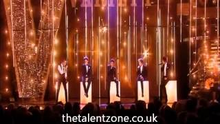 One Direction Little Things - The Royal Variety Performance 2012