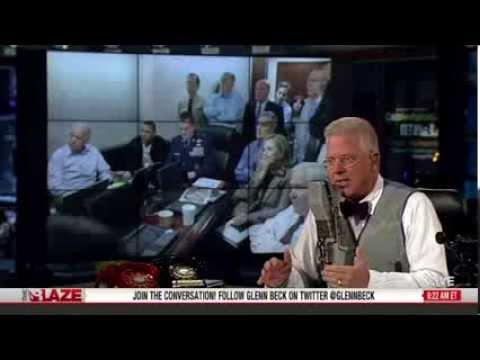 Glenn Beck Exposes Fraud Barack Obama on Osama Bin Laden Raid - 8/15/13