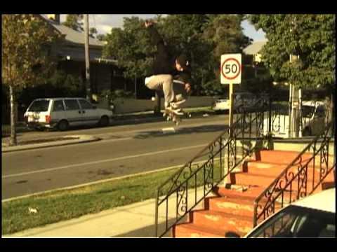 Shane O'neill Hardflip