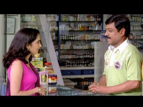 Dadhi Kartana Kapla Gela Hota Te Baghat Hoto - Sanjay Narvekar, Rutuja Deshmukh - Comedy Scene video