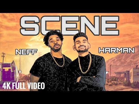 SCENE | Official Music Video | Harman | Neff | Latest Punjabi Songs 2020 | New Punjabi Songs 2020