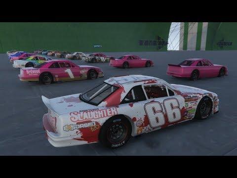 NASCAR RACEN IN HOTRING CIRCUITS! (GTA V Online Hotring Circuit Races)